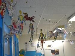 expo arts visuels le cirquen 2012 école notre dame 015