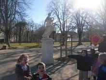 statue MS