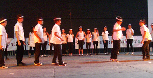 danse CM2 1