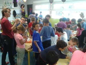 Les ateliers du goût avec les CM2 (4)